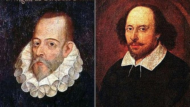 ¿Cervantes o Shakespeare?