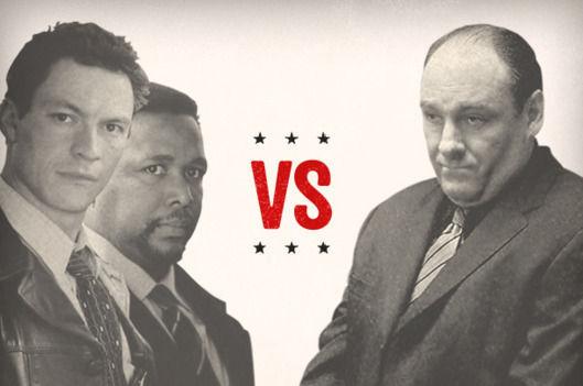 ¿The Wire, The Soprano o Breaking Bad?