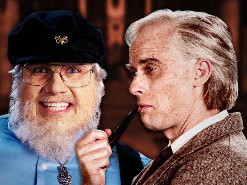 ¿J. R. R. Tolkien o George R. R. Martin?
