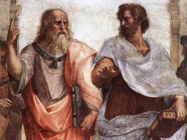 ¿Platón o Aristóteles?