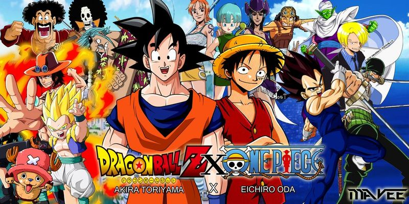 ¿Dragon Ball o One Piece?