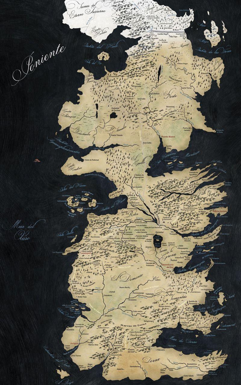 ¿Quiénes eran los habitantes originales de Westeros (o Poniente)?