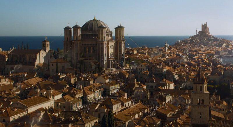 ¿En qué ciudad se filman las escenas de la serie que retratan a Desembarco del Rey?