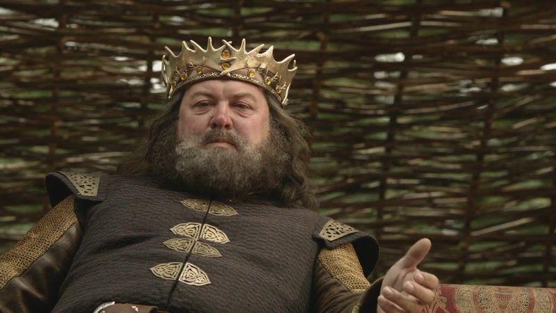 ¿Con quién debía casarse originalmente Robert Baratheon?