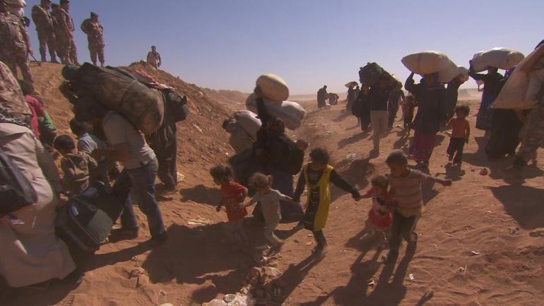 ¿Qué te molesta más, las guerras o el hambre en el mundo?