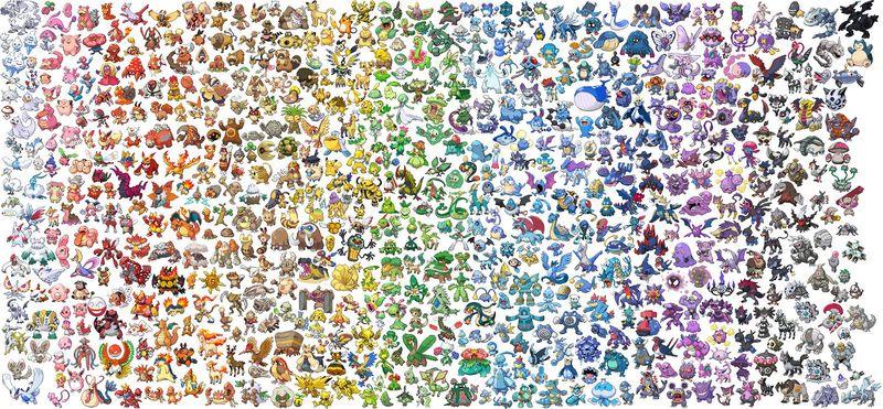 24418 - ¿Qué pokémon tiene ventaja contra estos otros?