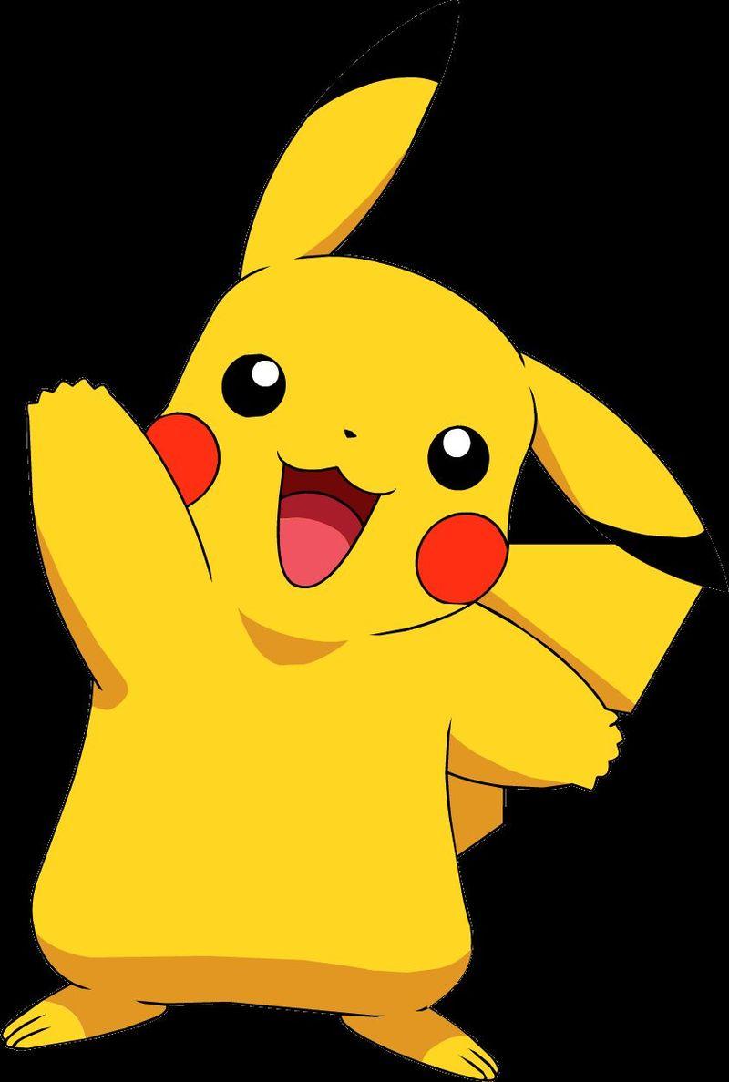 Si tu rival saca a Pikachu qué pokemon de estos escogerías para tener ventaja ...