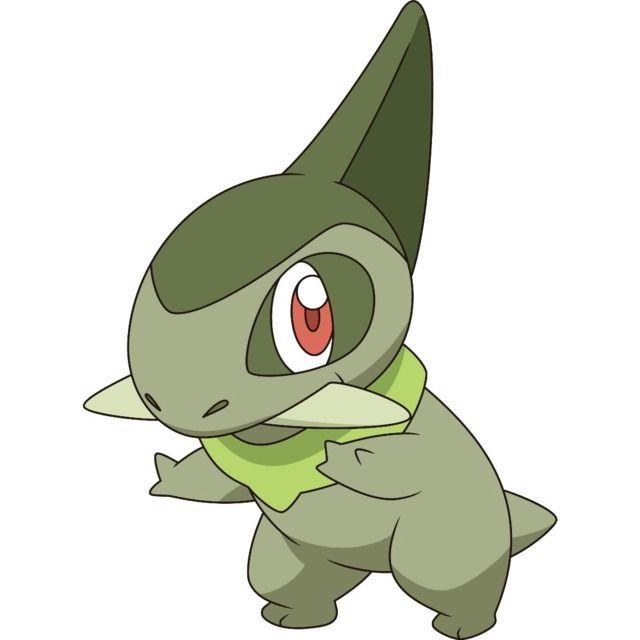 Si tu rival saca a Axew qué pokemon de estos escogerías para tener ventaja ...