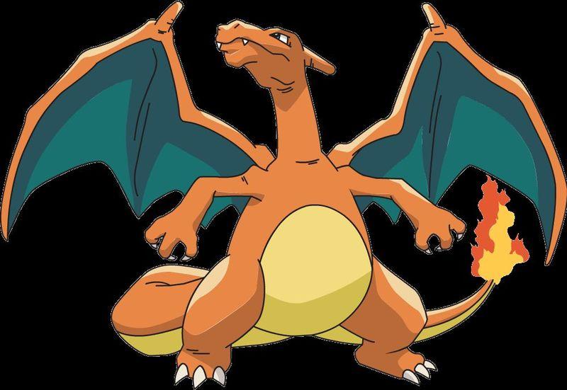 Si tu rival saca a Charizard qué pokemon de estos escogerías para tener ventaja ...