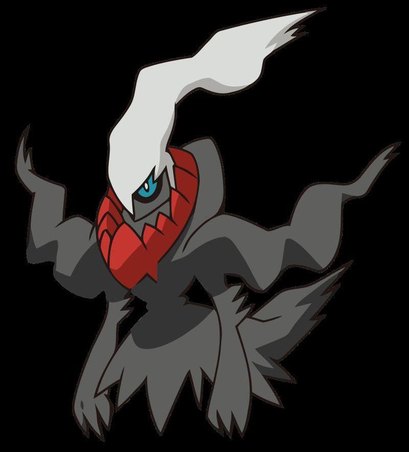 Si tu rival saca a Darkrai qué pokemon de estos escogerías para tener ventaja ...