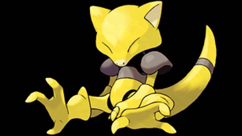 Si tu rival saca a Abra qué pokemon de estos escogerías para tener ventaja ...