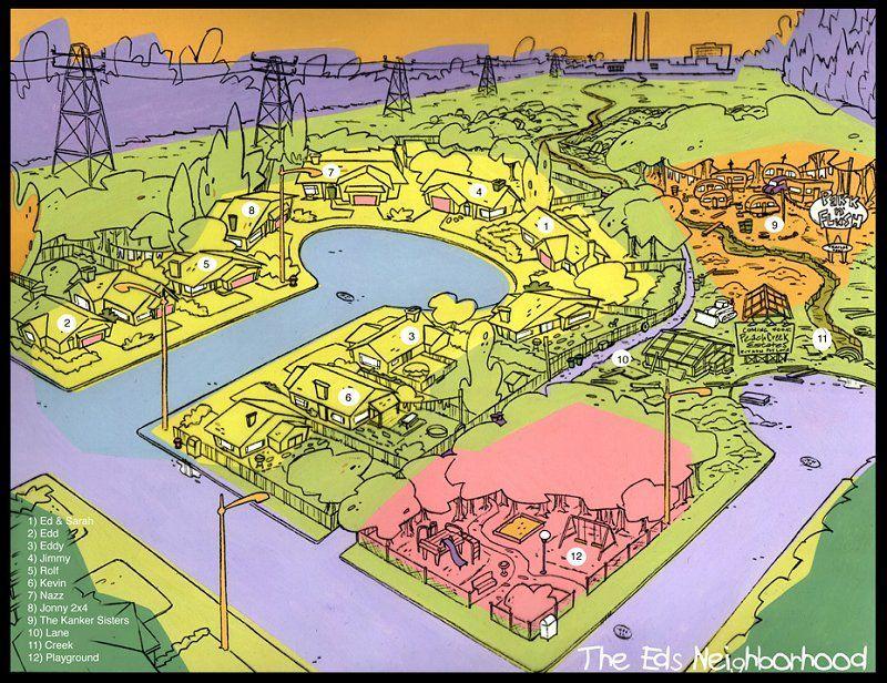 ¿Cómo se llama el barrio donde viven?
