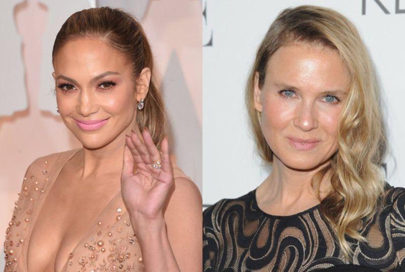 ¿Tienen la misma edad Jennifer Lopez y Renée Zellweger ?
