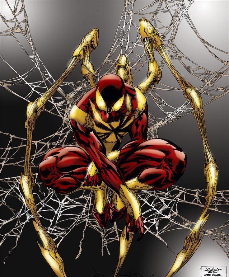 24599 - ¿Eres un verdadero fan de Spider-Man?