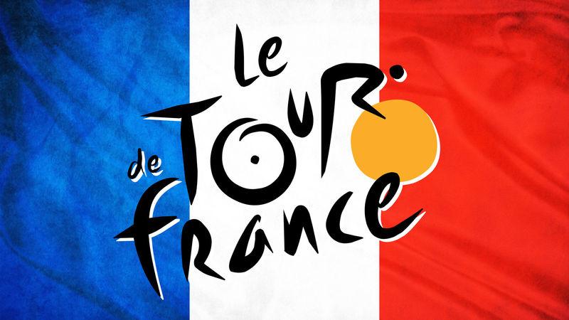 ¿Sabes la curiosidad escondida en el logo del tour de Francia?