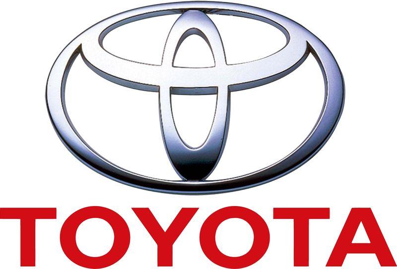 ¿Cuál de estas afirmaciones es cierta sobre el logo de Toyota?