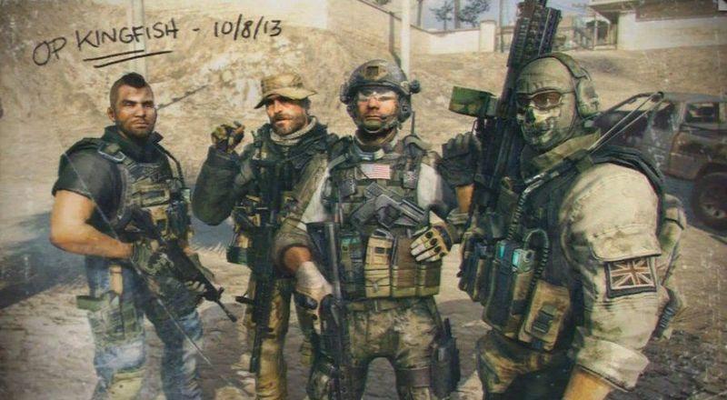 ¿Quién repite como objetivo principal tras Modern Warfare 2?