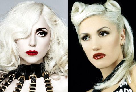 ¿Tienen la misma edad Lady Gaga y Gwen Stefani?