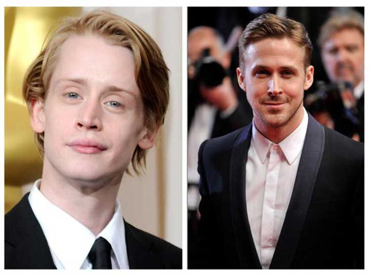 ¿Tienen la misma edad Macaulay Culkin y Ryan Gosling?