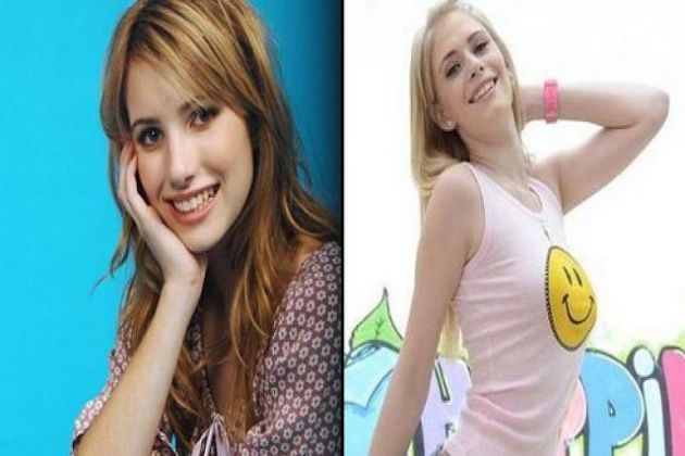 ¿Emma Roberts VS Allie James?
