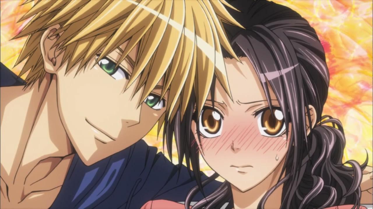 24594 - ¿Puedes relacionar a estos personajes del Anime Kaichow wa maid sama?