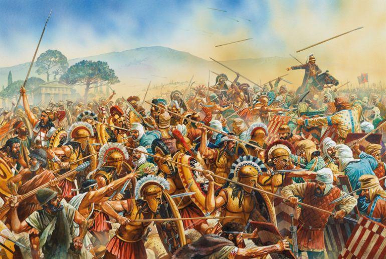 ¿Cuál crees que ha sido, por las consecuencias que tuvo, la batalla más relevante de la historia?