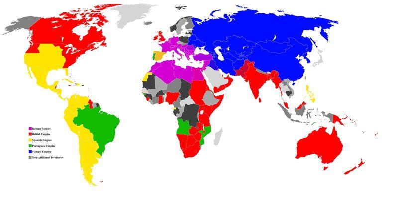 ¿Cuál crees que ha sido/es la nación/imperio/civilización más relevante de la historia?