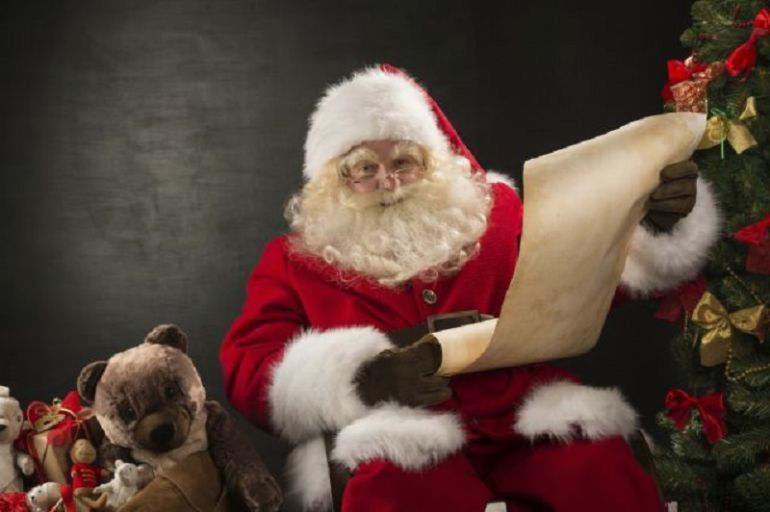 24737 - ¿Cuánto sabes de Papá Noel?