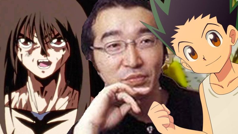 24772 - Yu Yu Hakusho vs Hunter X Hunter