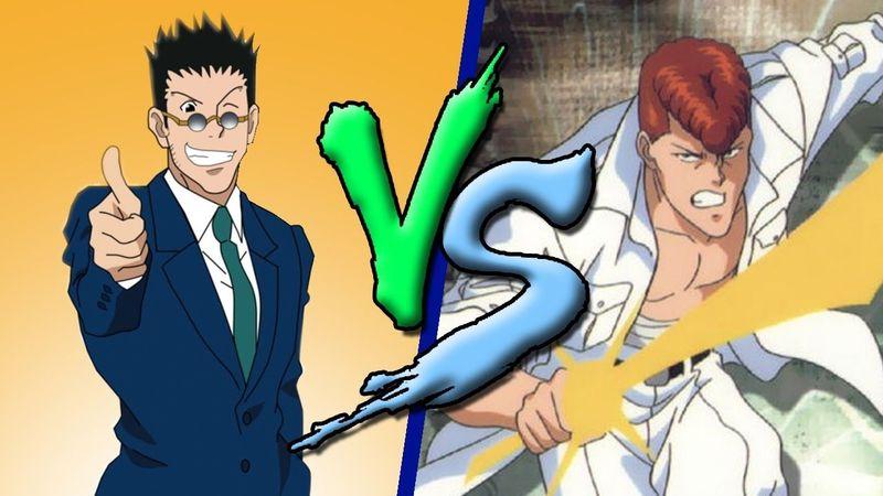 Kuwabara vs Leorio