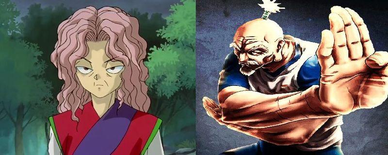 Genkai vs Netero
