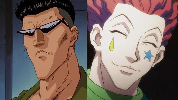 Toguro vs Hisoka