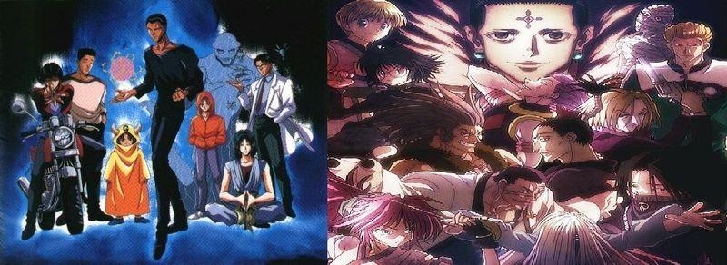 Sensui Seven vs Gen'ei Ryodan