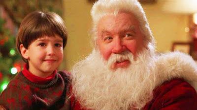 ¿Qué actor no se ha vestido de Papá Noel en ninguna de sus películas?