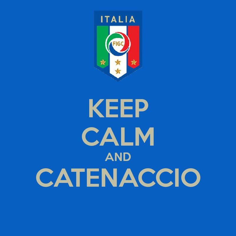 ¿Catenaccio, Tikitaka o mezcla?