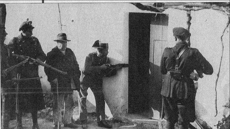 ¿En qué pueblo la guardia civil sofocó una revuelta de jornaleros que había llevado a una matanza, en 1932?