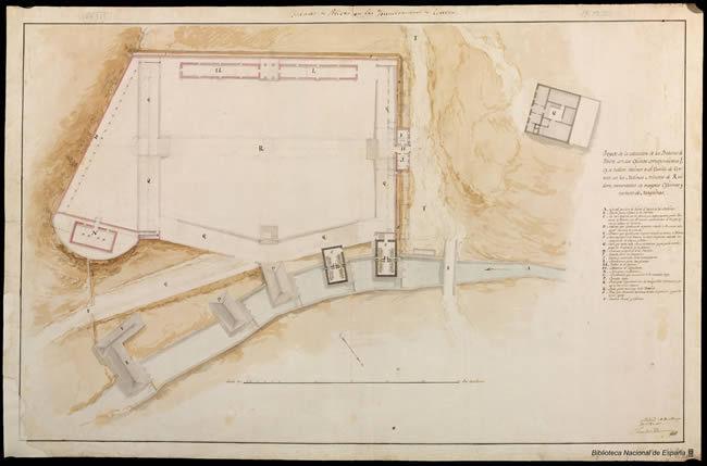 ¿Qué actividad tenía la fábrica que mandó construir Carlos III en Ruidera?