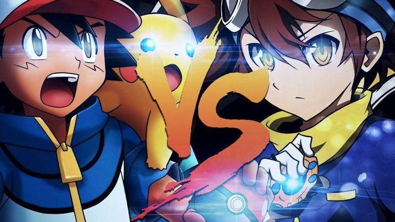 24808 - ¿Digimon o Pokémon?