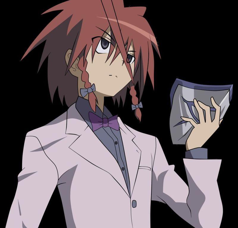 ¿Como se llama este personaje?