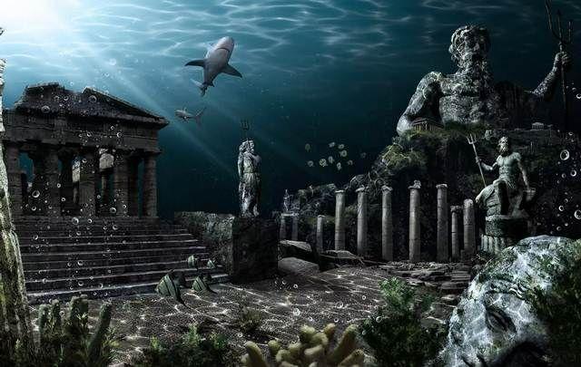 ¿Crees que existió la Atlántida?