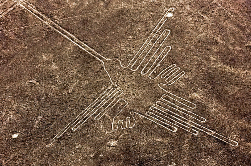 ¿Crees en las historias de las líneas de Nazca, las pirámides y otras situaciones en las que se involucran a los Aliens?