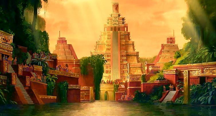 ¿Crees que en verdad existió el Dorado?