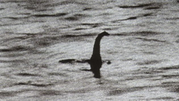El Monstruo del Lago Ness: