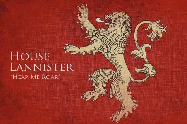 ¿A quién prefieres de la casa Lannister?