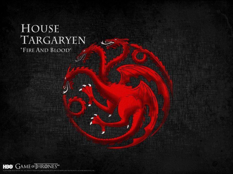 ¿A quién prefieres de la casa Targaryen?