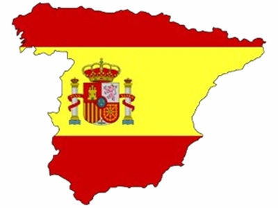 ¿Con qué país NO limita España?
