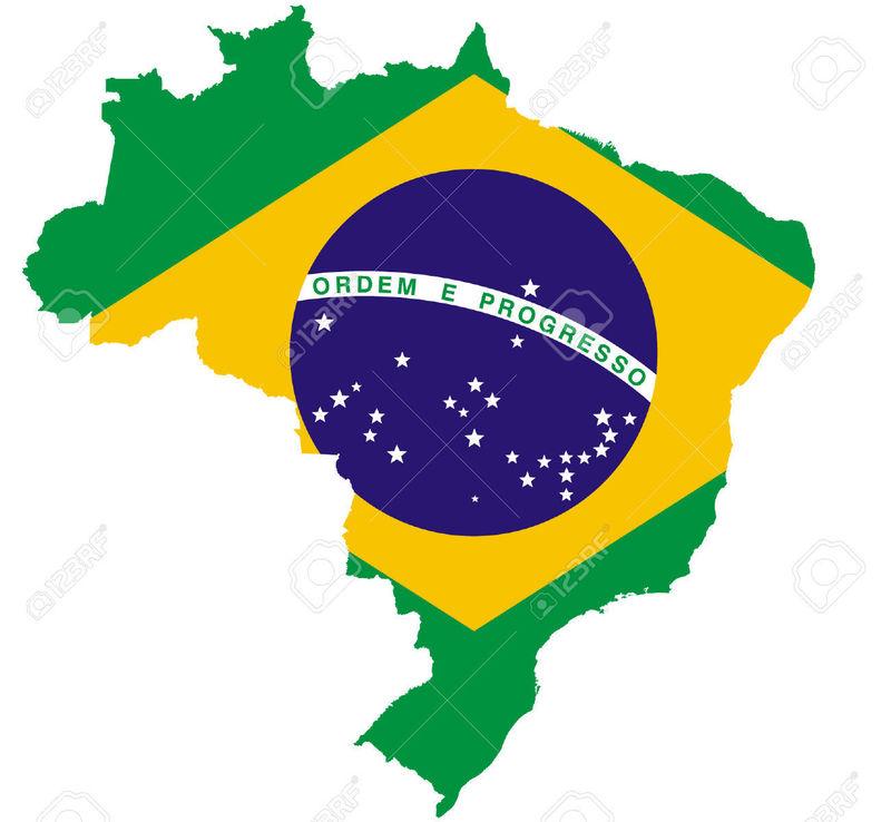 ¿Con qué país NO limita Brasil?