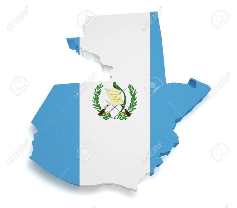 ¿Con qué país NO limita Guatemala?