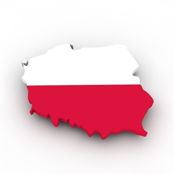 ¿Con qué país NO limita Polonia