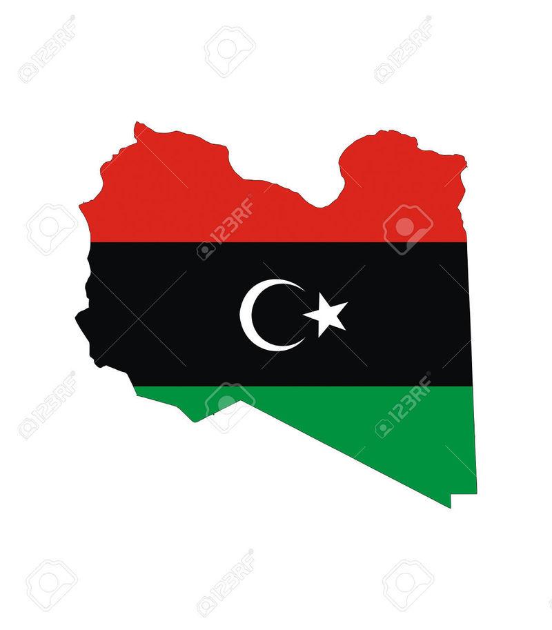 ¿Con qué país NO limita Libia?